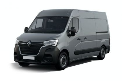 Renault Master Van Medium Roof LWB 35 FWD 2.3 dCi ENERGY FWD 180PS Business Van Medium Roof Manual [Start Stop]