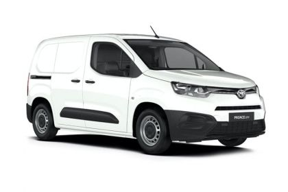 Lease Toyota PROACE CITY van leasing