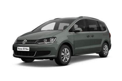 Lease Volkswagen Sharan car leasing