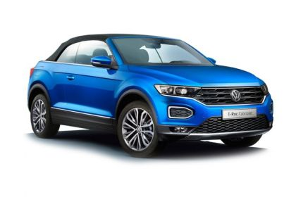 Lease Volkswagen T-Roc car leasing