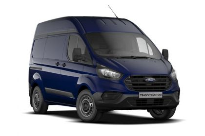 Ford Transit Custom Van High Roof 340 L1 2.0 EcoBlue FWD 170PS Limited Van High Roof Auto [Start Stop]