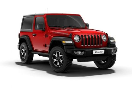 Lease Jeep Wrangler car leasing