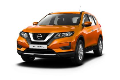 Lease Nissan X-Trail car leasing
