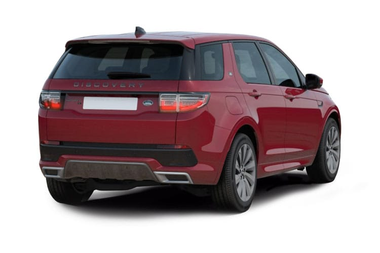Land Rover Discovery Sport SUV 2.0 P MHEV 249PS R-Dynamic HSE 5Dr Auto [Start Stop] [5Seat] back view