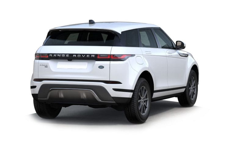 Land Rover Range Rover Evoque SUV 5Dr 1.5 P300e PHEV 12.2kWh 309PS R-Dynamic HSE 5Dr Auto [Start Stop] back view