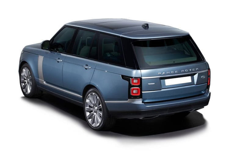 Land Rover Range Rover SUV 3.0 D MHEV 300PS Westminster Black 5Dr Auto [Start Stop] back view