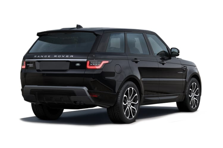 Land Rover Range Rover Sport SUV 3.0 P MHEV 400PS HSE Dynamic 5Dr Auto [Start Stop] [5Seat] back view
