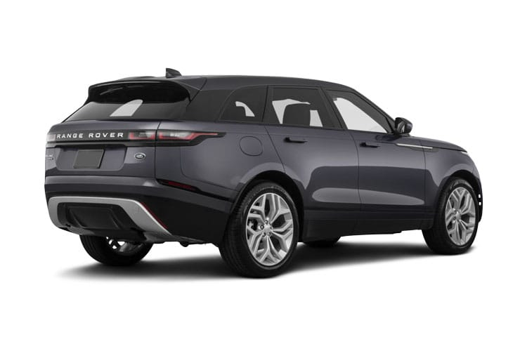 Land Rover Range Rover Velar SUV 5Dr 2.0 P 250PS R-Dynamic HSE 5Dr Auto [Start Stop] back view