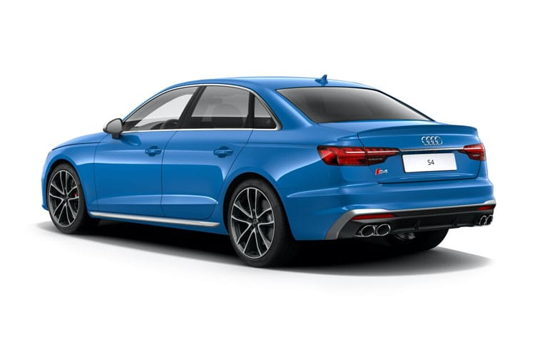 Audi A4 40 Saloon quattro 4Dr 2.0 TDI 190PS Sport 4Dr S Tronic [Start Stop] [Comfort Sound] back view