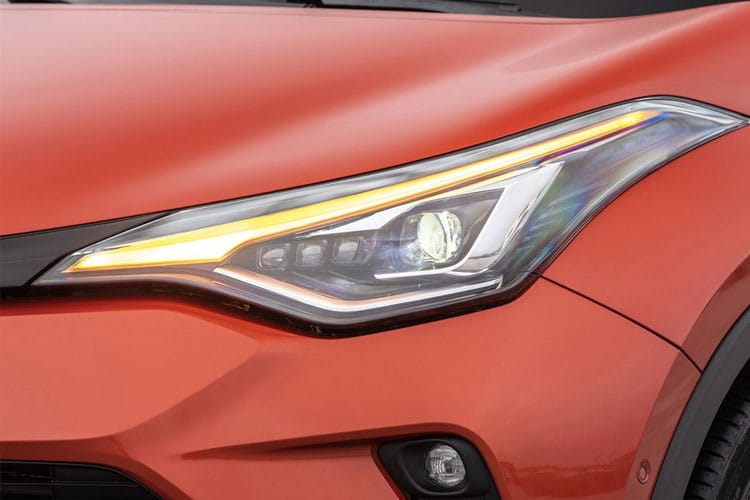 Toyota C-HR 5Dr 1.8 VVT-h 122PS Icon 5Dr CVT [Start Stop] [Tech] detail view