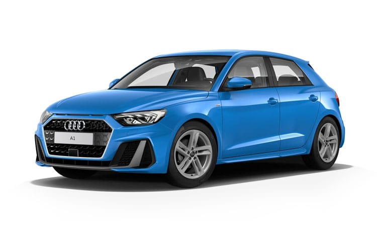 Audi A1 30 Sportback 5Dr 1.0 TFSI 116PS Sport 5Dr Manual [Start Stop] [Technology] front view