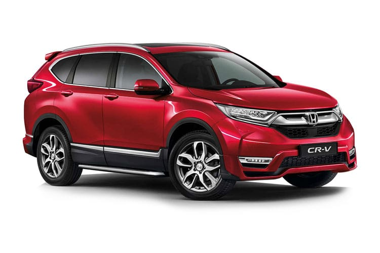 Honda CR-V SUV 2.0 h i-MMD 184PS SR 5Dr eCVT [Start Stop] front view