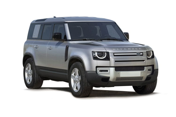 Land Rover Defender 90 SUV 3Dr 2.0 Si4 300PS SE 3Dr Auto [Start Stop] [6Seat] front view