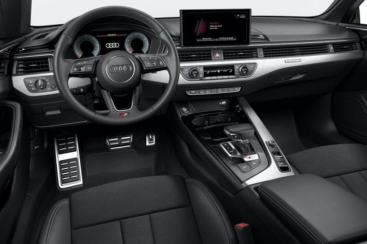 Audi A5 40 Cabriolet quattro 2Dr 2.0 TDI 204PS Sport 2Dr S Tronic [Start Stop] [Comfort Sound] inside view