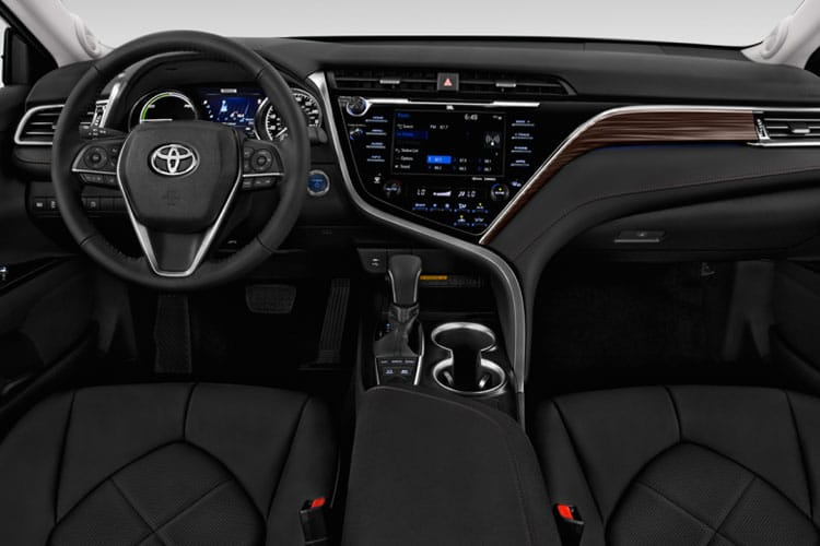 Toyota Camry Saloon 2.5 VVT-h 218PS Design 4Dr CVT [Start Stop] inside view