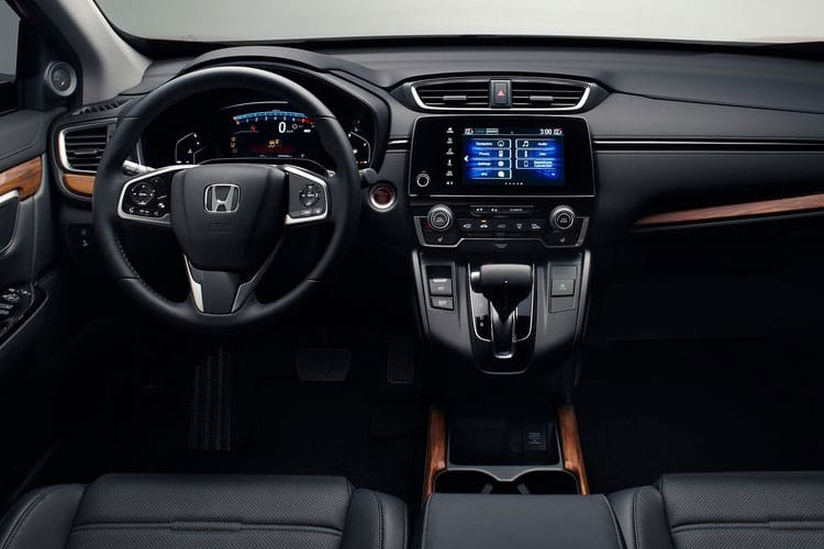 Honda CR-V SUV 2.0 h i-MMD 184PS SR 5Dr eCVT [Start Stop] inside view