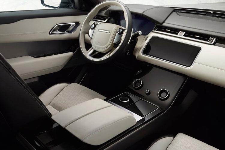 Land Rover Range Rover Velar SUV 5Dr 2.0 P 250PS R-Dynamic HSE 5Dr Auto [Start Stop] inside view