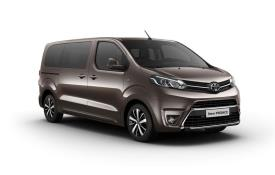 Toyota PROACE Verso MPV car leasing